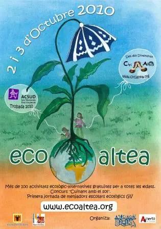 Ecoaltea 2010 - ECOALTEA 2010: La feria de las alternativas se celebra el 2 y el 3 de octubre