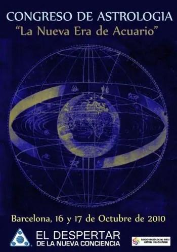 """astrología - Congreso de Astrología """"La Nueva Era de Acuario"""""""