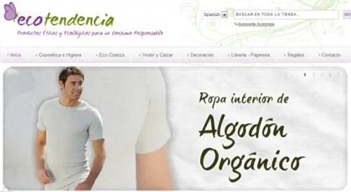 ecotendencia - ECOTENDENCIA - Productos Éticos y Ecológicos para un Consumo Responsable