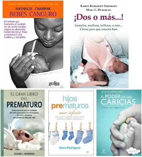 libros prematuros