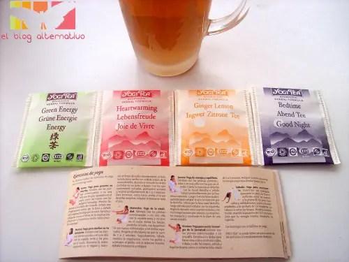 yogi tea2 - Programa de 6 días de Yogi tea