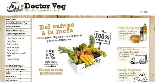Doctor Veg - tu cesta organica en casa