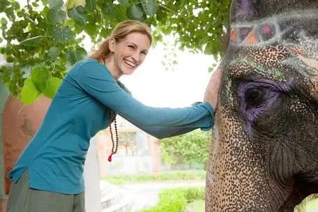 Julia  Roberts come ama reza