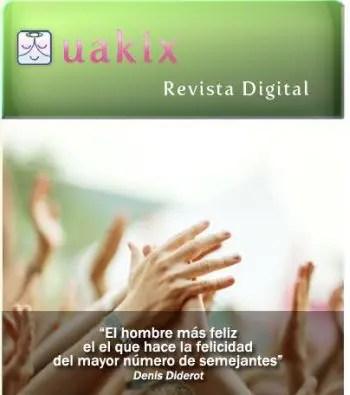 uakix - Uakix octubre 2010: El futuro está en ayudar a los demás