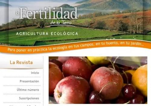 La Fertilidad de la Tierra - La Fertilidad de la Tierra
