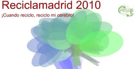 Reciclamadrid - Reciclamadrid 2010: Salón Internacional del Reciclaje de Arte