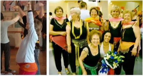 danza1 - DANZA ORIENTAL CONSCIENTE en el embarazo, parto y más: entrevistamos a Marisol Díez, bailarina y psicoterapeuta corporal