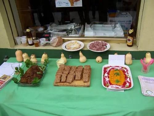 marlis3b - 2 recetas originales con calabaza: mousse de calabaza con salsa de frambuesa y tempura de calabaza