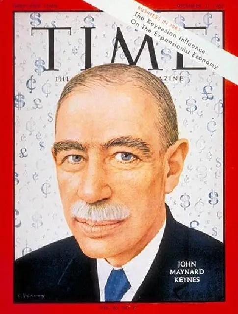 John Maynard Keynes in Time Magazine - John Maynard Keynes in Time Magazine