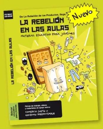 La rebelion de los productos - La rebelion en las aulas