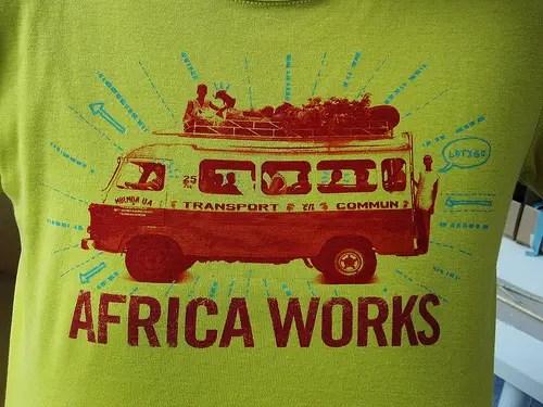 africa works - La imagen tan distorsionada que tenemos de África