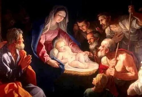 el nacimiento de jesus - El Niño Jesús fue criado y educado en casa