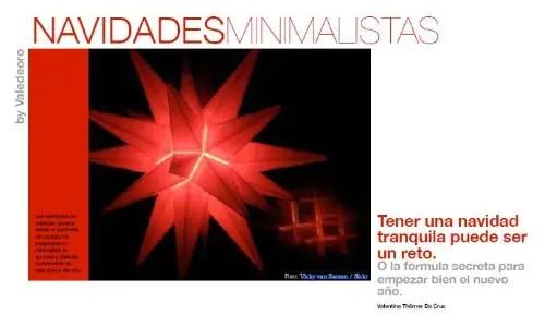 navidades minimalistas1 - Navidades Minimalistas en pdf