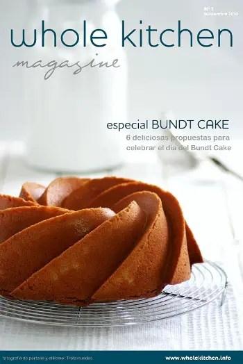 wholekitchen magazine 1 - Revista de cocina online: Whole Kitchen Magazine nº 1