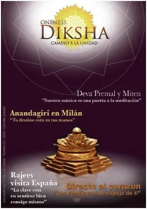 diksha 2009 - 3 revistas online sobre Diksha, espiritualidad y el arte de vivir