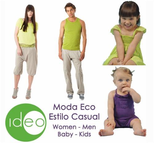 ecotendencia moda ecológica