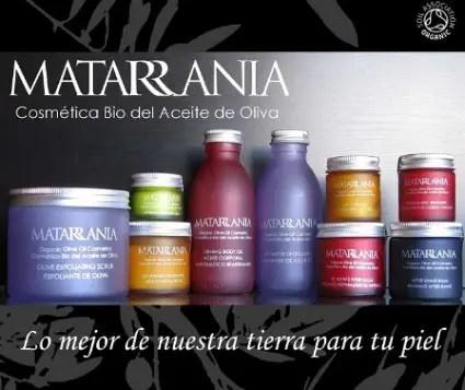 matarrania1 - Cosmética ecológica española. Ecotendencia apuesta por ella