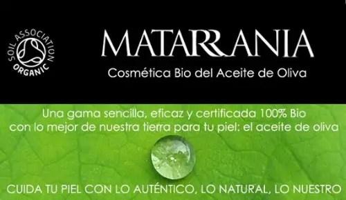 matarrania2 - Cosmética ecológica española. Ecotendencia apuesta por ella