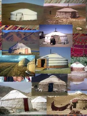 yurts - yurts