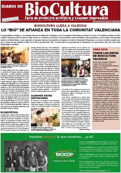 BIOCULTURA - BIOCULTURA VALENCIA 2011