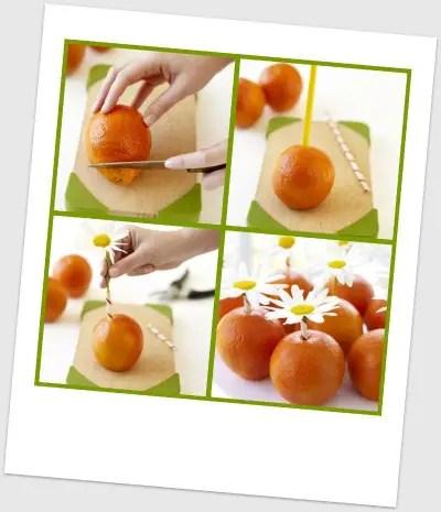 Collage de Picnik1 - Centro de mesa frutal y aromático