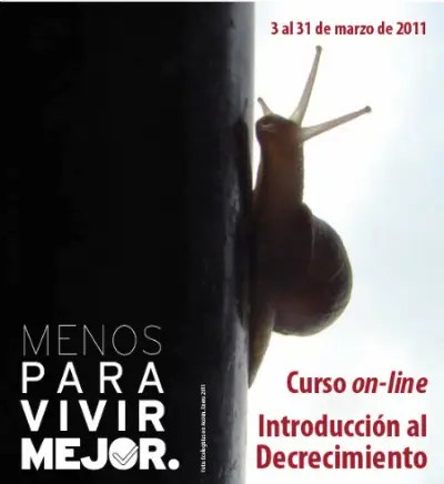 curso decrecimineto1 - Curso online Introducción al decrecimiento