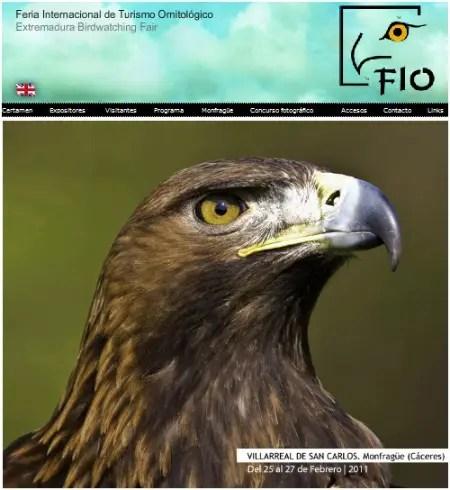 feria  internacional turismo ornitologico
