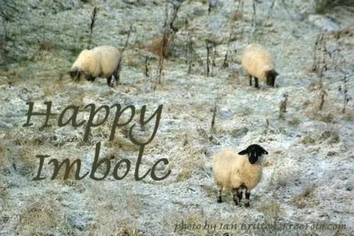 imbolcb - IMBOLC, la festividad del fuego y el despertar