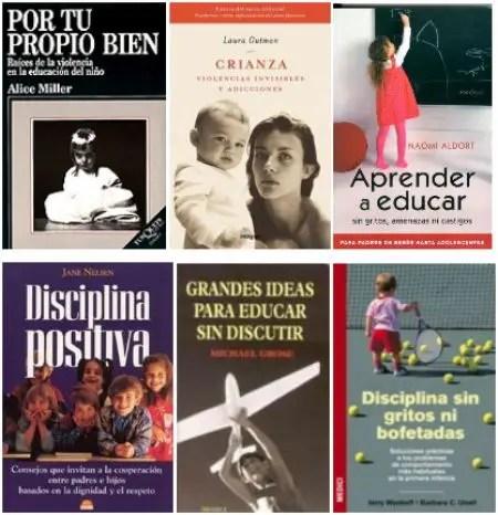 libros1 - Dodot aconseja sobre cómo pegar a los niños en su web y la red le obliga a rectificar