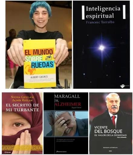 libros2 - METAMORFOSIS EDUCATIVA. Entrevistamos a la secta del profesor rojo