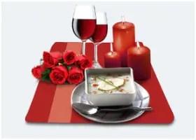 mesa - Recetario de San Valentín en pdf