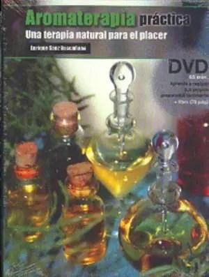 DVD - DVD aromaterapia práctica