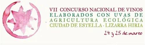 VII concurso nacional de vinos estella