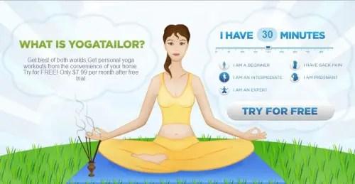 YogaTailor
