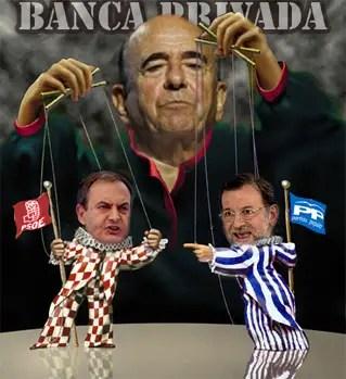 """banca privada - Nuestras """"democracias"""" y """"elecciones"""": ¿A qué TÍTERE de la ÉLITE CORPORATIVA quieres votar?"""