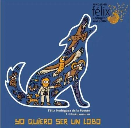camiseta Felix - camiseta_Felix rodriguez de la fuente kukuxumusu