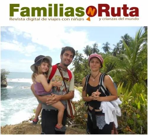 familiasenRuta2 - FAMILIAS EN RUTA: el sueño de un viaje con nuestra hija por América Latina