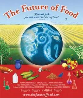 el futuro de la comida