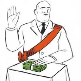 """politico2bcorrupto - Nuestras """"democracias"""" y """"elecciones"""": ¿A qué TÍTERE de la ÉLITE CORPORATIVA quieres votar?"""