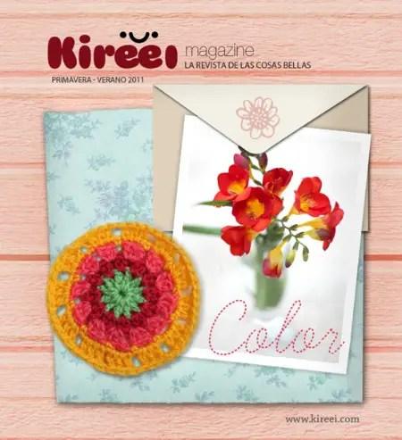 kireei magazine primavera