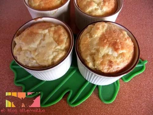 soufleportada2 - Receta de suflé de coliflor con queso