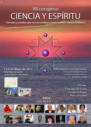 7o congreso barcelona - 7 ciencia y espiritu