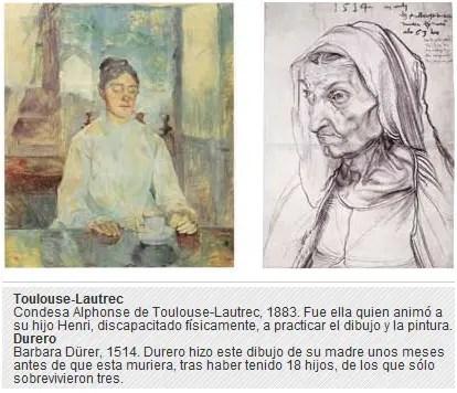 MADRES3 - MADRES Y MUSAS: 40 grandes artistas retratan a sus madres