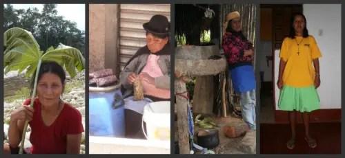 collagemujeres - Crónica de mi viaje a Perú: el viaje continúa... (6/6)