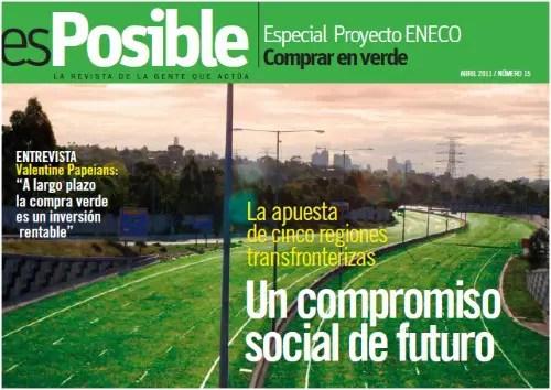 esposible - Revista esPosible nº 15: Comprar en verde en la empresa