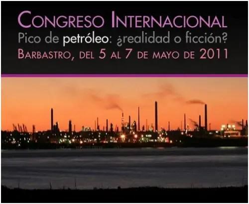 petroleo - congreso internacional pico del petroleo