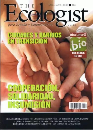 ECOLOGIST - Cooperación, solidaridad, insumisión: revista The Ecologist 45