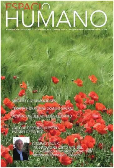 espacio humano mayo 2011 - La revista Espacio Humano mayo 2011 entrevista a Willigis Jäger, benedictino y monje zen