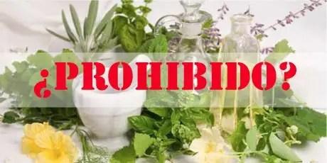 prohibido - prohibido medicina natural