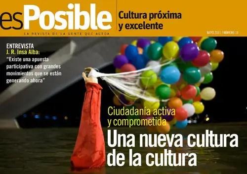 una nueva cultura1 - Una nueva cultura de la cultura: revista esPosible nº 16